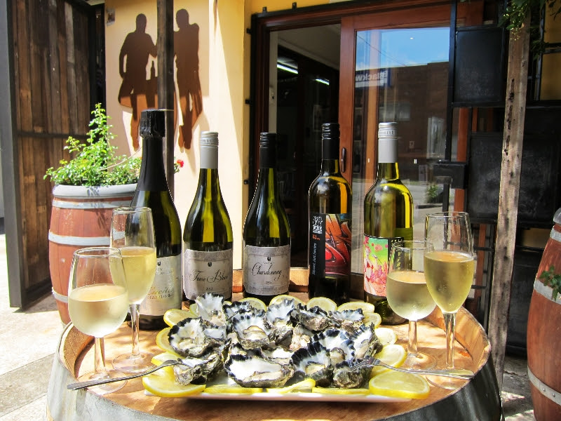 Seductive Sundays – Wine & Oysters – 18th Oct